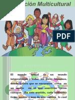 educacion multiculTurall