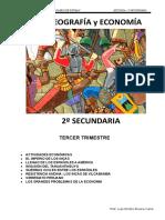 COMPENDIO 2° TERCER TRIMESTRE HGE 2016