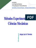 Modulo 6 - Metodologia Cientifica Introducao a Analise Estatistica Modo de Compatibilidade