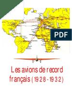 Avions Record Francais 192832