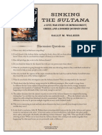 Sinking the Sultana Discussion Questions