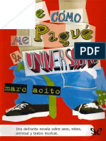 Acito, Marc - De Como Me Pague La Universidad [40034] (r1.0)