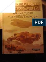 268222556 Warhammer 40k Imperial Armour Vol 3 Second Edition the Taros Campaign Ingles