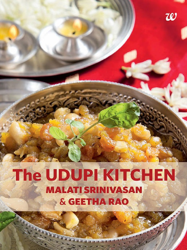 The udupi kitchen malati srinivasanpdf curry food and drink forumfinder Gallery