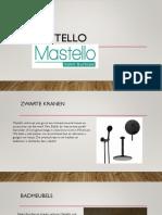 Mastello Powerpoint