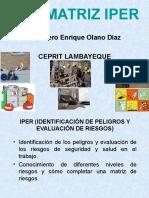 CISPerú. IPER