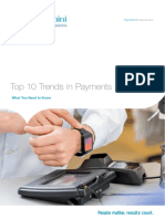 Trends in Bank Payments 2016