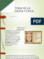 Presentación 2 - Historia de La Ética