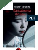 Yasunari Kawabata - Dansatoarea din Izu .pdf