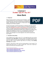 Western Sydney University DSA 2016 Assignment 2