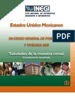 Censo INEGI 2000_2