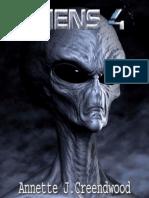 Aliens 4 El Gran Desafio - Annette J. Creendwood