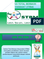 Sanitasi Total Berbasis Masyarakat (Stbm)