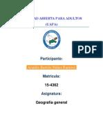 Geografia Dominicana II