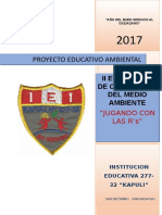 Proyecto Educativo Ambiental Kapuli