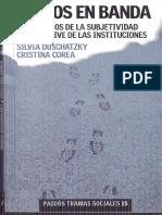 3. Duschatzky, Silvia - Chicos en Banda - Cap 1