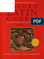 Maurice Balme, James Morwood - Oxford Latin Course Part 1 - 2006