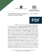 Petição Inicial - Caso Samarco