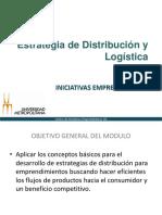Estrategia de Distribución y Logístca 6 Marzo 2014