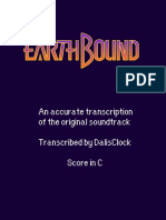 Earthbound - Score in c