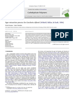 Agar Extraction Process for Gracilaria Cliftonii