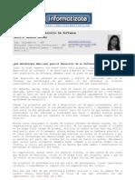 Metodologias de Desarrollo de Software 07062004