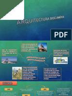 Arq Bioclimatica Desarrollo Sostenible