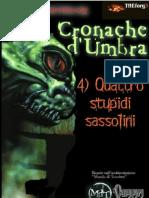 [Mondo di Tenebra Fiction]cronache umbra 4 [Vampiri il Requiem]