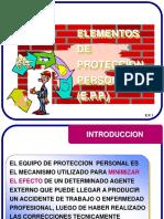elementos de protección personal.ppt