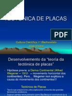 Tectónica de Placas - Cc 1bach.