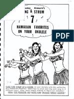 Hawaiian Sing & Strum Songbook - Heeday Kimura