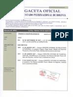 Ley No. 974 - Unidades de Transparencia y Lucha Contra La Corrupcion