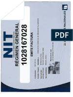 NIT Agencia La Paz (10-2015)