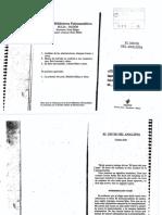 Soler, C. - Cap. El Decir Del Analista Pp 13-48