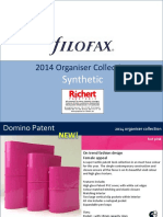 Filofax 2014 Collection