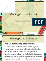 Infecting Culture Part 14