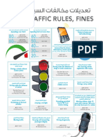 New AD Traffic Rules