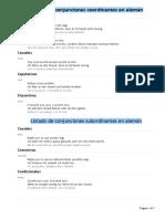 Listado de conjunciones coordinantes en alemán.doc