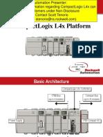2005 CompactLogix L4x Overview