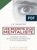 John BAstardi Daumont - Les secret d'un.pdf