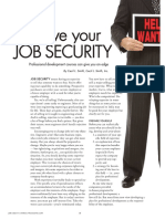 Job Security CE