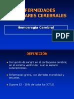 Hemorragia Cerebral