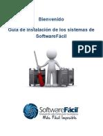 Guia de Instalacion Softwarefacil