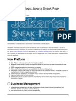 Jakarta Sneak Peak