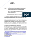 Position Paper Proposed Recast of the Qualification Directive and the Asylum Procedures Directive