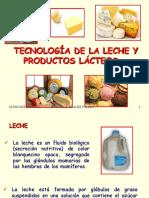 6 Tecnología de La Leche