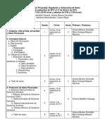 Temario - Diplomado en Privacidad, Regulación y Gobernanza de Datos