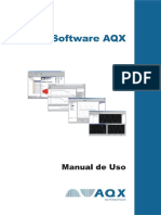 Software AQX Manual de Uso