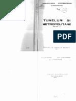 Stanculescu - Tuneluri