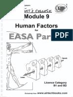 Human Factors in Maintenance